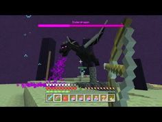 Minecraft Xbox - Quest To Kill The Ender Dragon - The Battle - Part 24