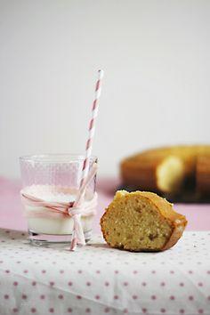 BIZCOCHO DE MASCARPONE / Mascarpone sponge cake