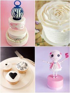 Cassie lambert and peter scalettar wedding cakes