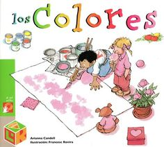 Great powerpoint stories in Spanish Spanish Colors, Teaching Colors, Teaching Ideas, Mini Library, Teaching Spanish, Conte, Speech And Language, Pre School, Preschool Activities