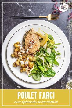 Poulet effiloché avec marinade ras el hanout — Meal