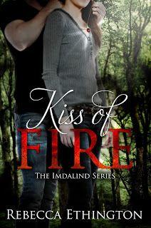 Book Blast Kiss of Fire by Rebecca Ethington