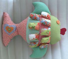 Toy Kids ( Peixinho Infantil para dormir ou decorar. )