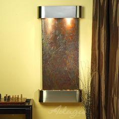 Cascade Springs Wall Fountain - Copper - CSS 1013-SUMMER SELL-EBRATION