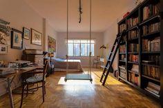 Ideias de home office no quarto