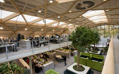 WWF-UK - Living Planet Centre - Institution of Civil Engineers
