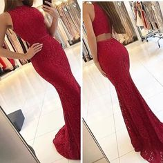 2019 New Arrival Scoop Open Back Lace Evening Dresses Mermaid- . 2019 New Arrival Scoop Open Back Lace Evening Dresses Mermaid- largos de baile Mermaid Prom Dresses Lace, Mermaid Evening Gown, Prom Dresses 2018, Lace Evening Dresses, Lace Mermaid, Red Mermaid Dress, Evening Gowns, Dresses Dresses, Bridesmaid Dresses
