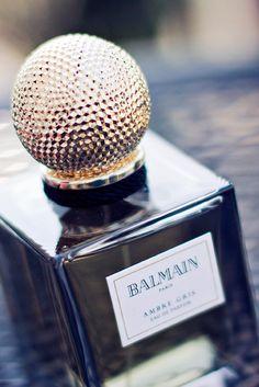 Balmain Ambre Gris EdP - review by Lipglossiping