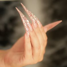 I am back with slightly shorter nails. Watch this soft spoken ASMR video to find out how I managed for a month with 3 inch acrylic nails and . Long Stiletto Nails, Long Nails, My Nails, Luxury Beauty, Diy Beauty, Beauty Hacks, Glam Makeup, Beauty Makeup, Minimalist Beauty
