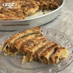 Kıymalı Çarşaf Böreği (El Açması)