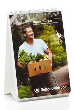 GREAT juicing recipes from this program -- Reboot With Joe Recipe Book