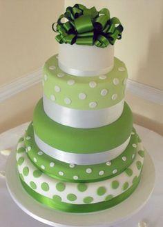 torta colore verde - Cerca con Google