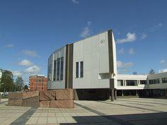 Town Hall by Alvar Aalto