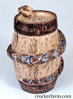 Southern Pottery - Crocker Farm Stoneware Auction