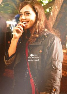And somehow already becoming one of my favorite companions. Clara Oswin Oswald.