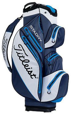 Titleist 2016 StaDry Cart Golf Bag Choose Color NEW FOR 2016 TB6CT7 Odense 9fb089b0e