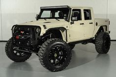 2012 Jeep Wrangler Bandit 7.0 Hemi Supercharged in Dallas, Texas