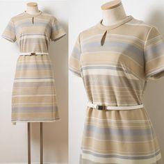 mod 60s dress Mad Men Dress 60s Dress by TrendyHipBuysVintage