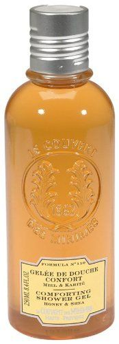 Le Couvent des Minimes Comforting Shower Gel, Honey & Shea, 8.4 oz by Bath & Body Works. $15.00. Unique blend of Pure Provencal Honey and Royal Jelly. Durable 8.4 fl oz Plastic Bottle with Flip Top Lid. Le Couvent Des Minimes Collection - Made in France. Manufacturer Discontinued Item. Delightful Honey-like Texture that Gently Cleanses even the most Delicate Skin and Hair. Le Couvent des Minimes Comforting Shower Gel -- Honey and Shea -- 8.4 oz.Thanks to its original ...