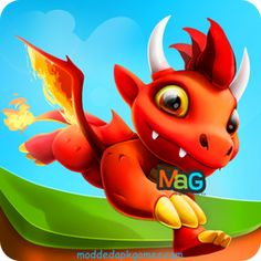 Dragon Land Mod Apk 3.2.2 Mega Mod Unlimited Everything #moddedapkgames