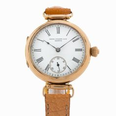 Patek Philippe Converted Vintage Wristwatch made for Shanks & Cie, MoscowSwitzerland, circa 1894Manu