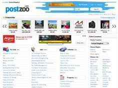 Postzoo.com - Free Classified Adverts : Your Advert at the top of listings ?