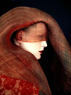 'Portrait of a Lady,' a cover story shot by Erik Madigan Heck