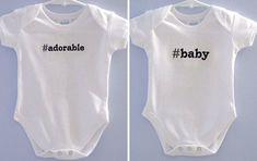 Oh Baby! 20 Hilarious Baby Onesies via Brit   Co