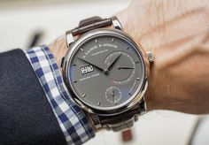 A. Lange & Söhne Lange 31 Limited Edition Watch With 31-Day Power Reserve Hands-On | aBlogtoWatch