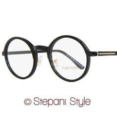 2a12e21a939b Tom Ford Eyeglasses TF5254 001 Size 44 Shiny Black 5254 Tom Ford