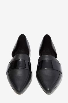 Shellys London Mazza Leather Loafer - Shoes | Slip On | Shellys London