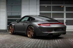 Porsche 911 Carrera 4S Stinger 2