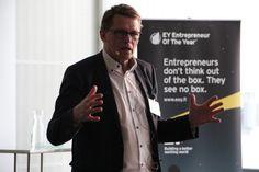Perheyritystenliiton toimitusjohtaja Matti Vanhanen: Riskit ja rohkeus kuuluvat yhteen  #EY #EOY