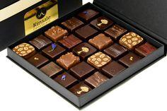 Box of 25 Luxury Chocolates Luxury Chocolate, Chocolates, Irish, Artisan, Sweets, Drinks, Box, Recipes, Craftsman
