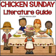Tons of activities and questions to accompany the book Chicken Sunday by Patricia Polacco. I especially like the character foldables and the Pysanky egg activities!