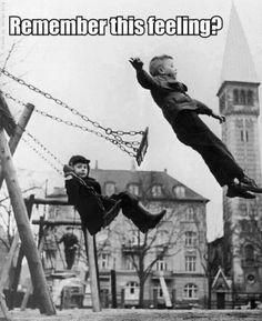 I still do this!