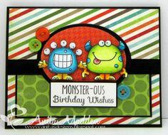 Monster-ous Birthday