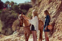 Chloè spring-summer 2015 campaign ^_^