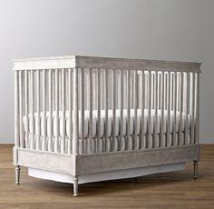 RH Airin Spindle Crib - $809 Member