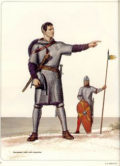 Normans 10th-11th centuries