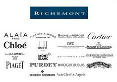 Richemont   Luxury Conglomerates