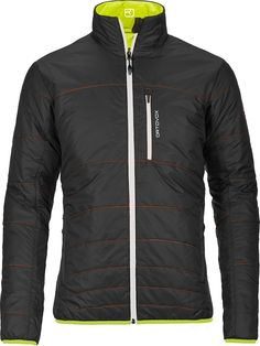 Ortovox (SW) Piz Boval Technical Insulated Jacket, M, Black Raven