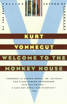 Welcome to the Monkey House. Wow. Amazing and entertaining short stories with unique themes. My favorite is Harrison Bergeron, but I am a big fan of dystopias.