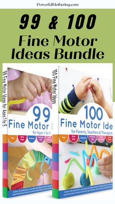 Young children require educational activities. You can't seem to find one? Worry no more! Check out the blog for more details on over 99 & 100 Fine Motor Ideas Bundle! These educational bundles will surely help hone and boost your child's creativity, I guarantee! Simply take your pick from this wide range of DIY crafts and homemade activities, it's that easy! What are you waiting for? You know these are calling your name! #finemotorskills #toddler #preschooleractivities Festive Crafts, Fun Diy Crafts, Easy Crafts For Kids, Toddler Crafts, Interactive Activities, Infant Activities, Educational Activities, Preschool Activities, Kindergarten Crafts
