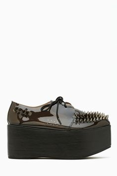 Stinger Spike Creeper in Shoes Jeffrey Campbell at Nasty Gal