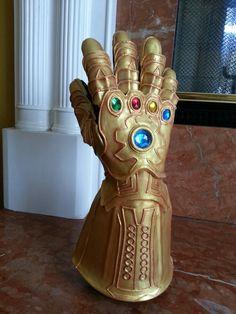 My Infinity Gauntlet. I win.