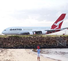 Qantas A380, Airbus A380, Plane Photography, Fight Or Flight, Spacecraft, Stress Relief, Sydney, Aviation, Airplanes