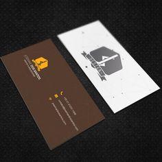 • Criação de arte para cartão de visita 4/4 UV.  • Programas Utilizados: Photoshop e Corel Draw.
