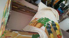 Caixote Legumes