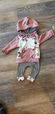 Women And Children Suitable For Men L@@k Girls Pretty Gap Hooded Cardigan -age 6-12 Months